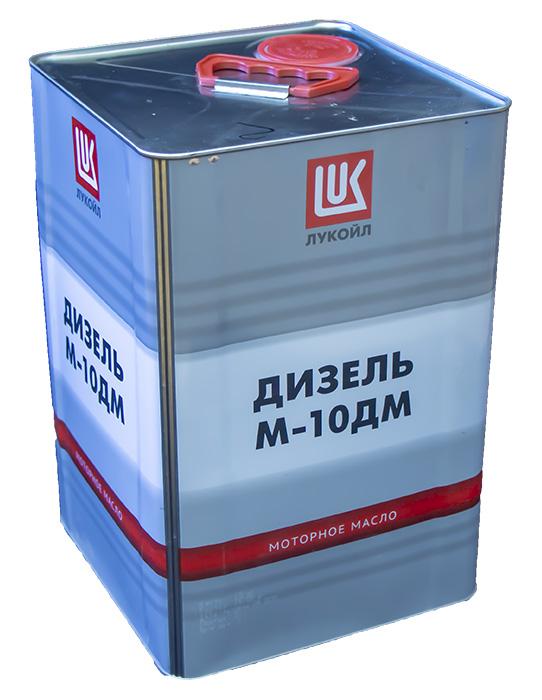 Лукойл дизель м10 ДМ 18л