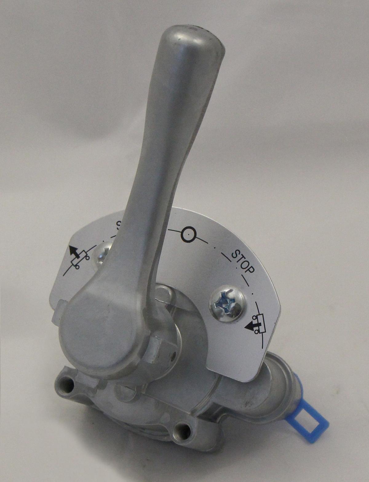 Кран ручного управления пневмоподвеской SORL