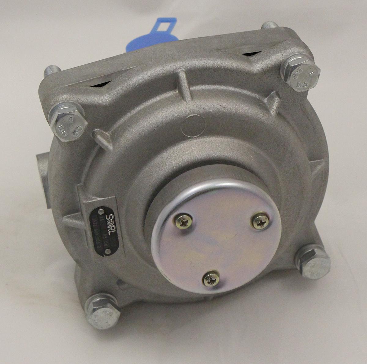 Клапан управления тормозами прицепа с однопроводным приводом SORL