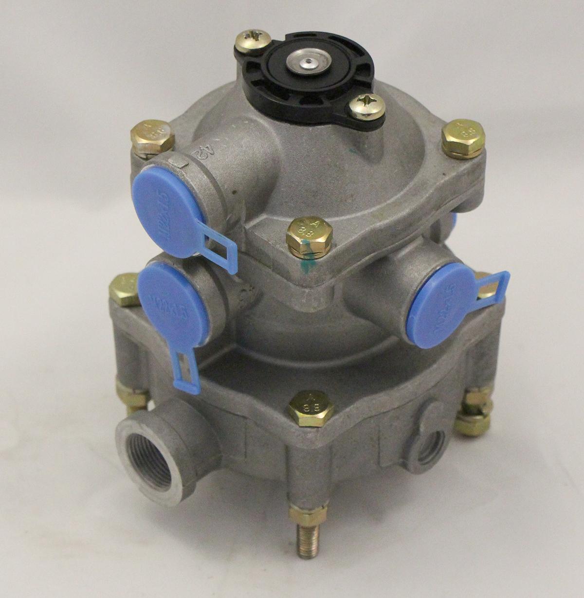 Клапан управления тормозами прицепа с двухпроводным приводом SORL